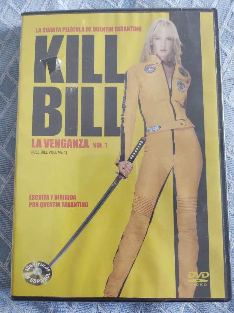 DVD Kill Bill original sellado 0