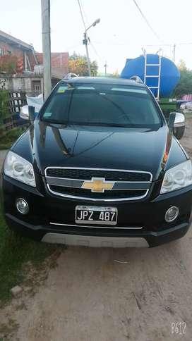 Chevrolet captiva automatico ltz