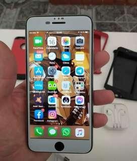 iPhone 6plus 64gb libre de iCloud