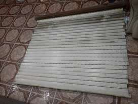 Cortina/ rollo de PVC