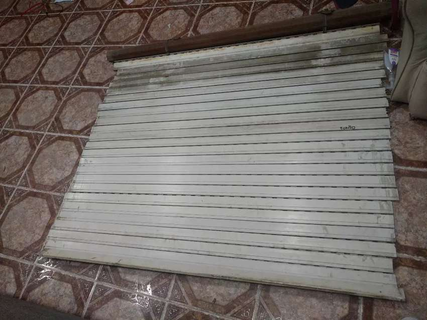 Cortina/ rollo de PVC 0