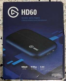 Capturadora ELGATO HD60