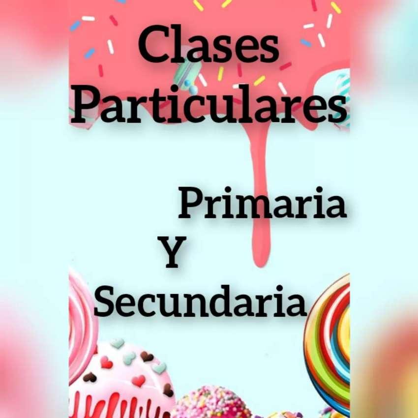 Clases primaria y secundaria