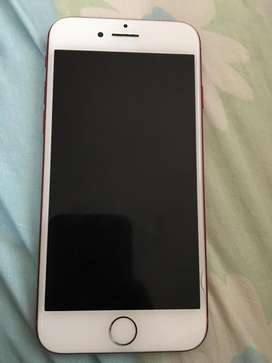Vendo iphone 7 edicion especial de 128gb como se ve en las fotos