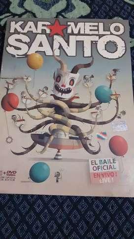 Karamelo Santo DVD