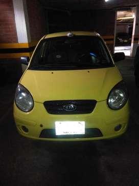 Gran venta de taxi Kia 2009