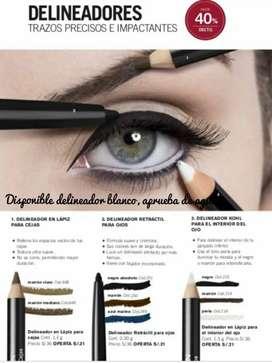 Maquillaje de revistas.