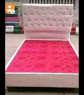 Colchones y base camas