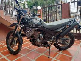 Yamaha 660 2016 como nueva