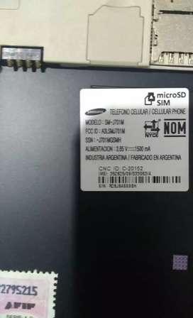Samsung para repuesto