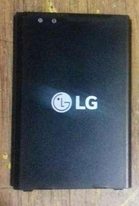 Bateria Lg Bl49jh Original Buen Estado
