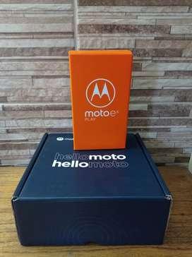 Moto e6 play nuevo en caja sellada