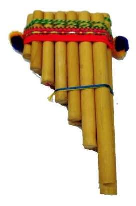 Zampoñas 13 tubos bambu NUEVAS