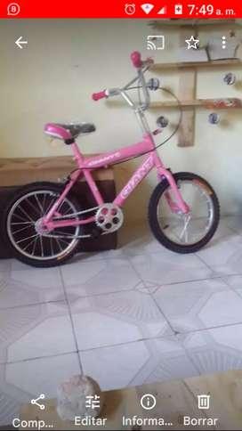 Vendo bici aro 16 y aro 26