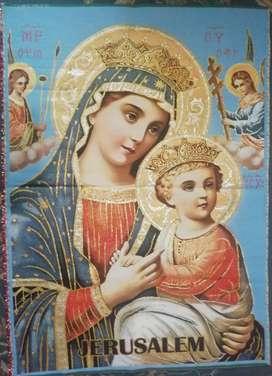 Govelino Virgen del Perpetuo Socorro grande