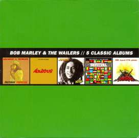 Bob Marley & The Wailers - Classic Albums