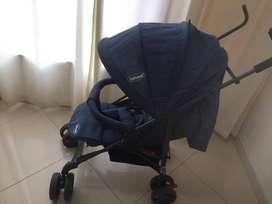coche para bebe marca bebesit