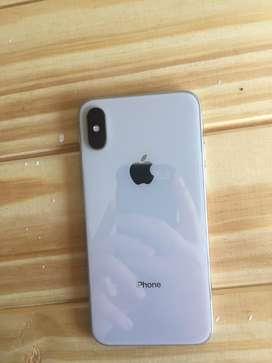 Iphone x 256gb casi nuevo