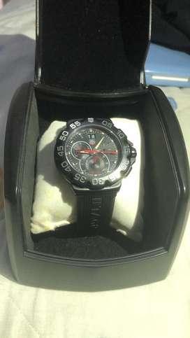 Vendo Reloj Tag Heuer Fórmula 1  44 mm  Pavonado  Pulso neopreno  4'000.000 millones