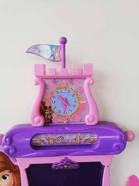 Tocador princesa sofia