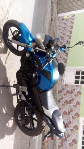 Vendo Moto Fz 16