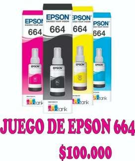 EPSON 664 ORIGINAL