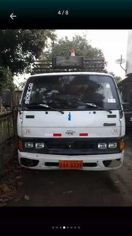Vendo camion Hyunday de 4.5 Toneladas