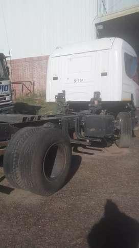 Se vende camion scania
