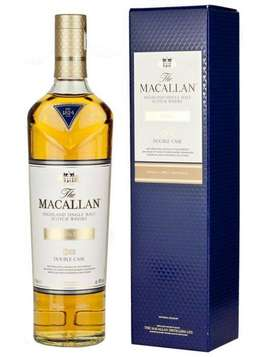 WHISKY-MACALLAN GOLD
