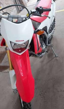 VENDO HONDA CRF 250 L  2014