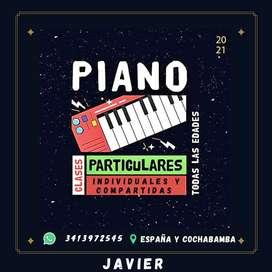Clases de Piano!!