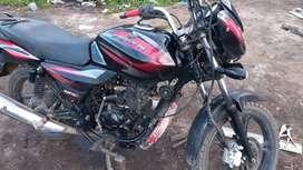 Vendo moto Discover tiene papeles en regla