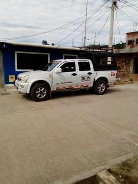 Camioneta con ruta zuluaga - Garzón