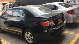 Ganga Toyota corolla 2012