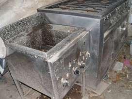 freidora industrial 40 litros