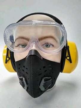 Máscaras Anti polucion .