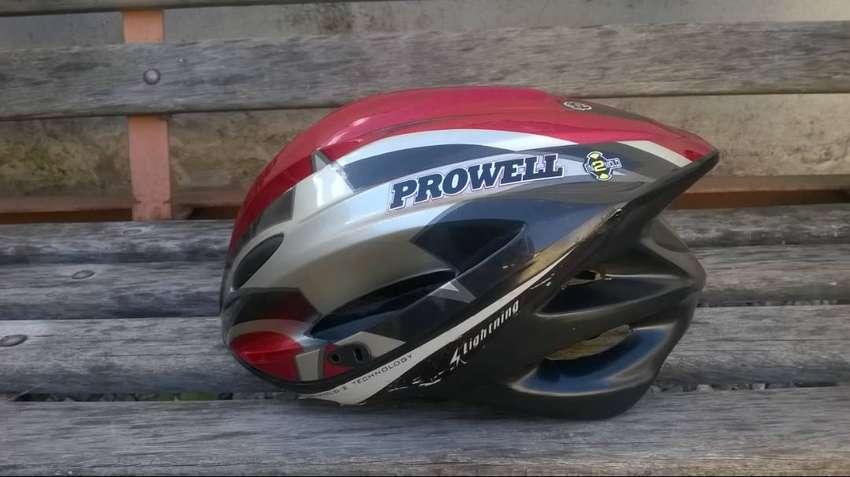 Casco bicicleta Prowell 0