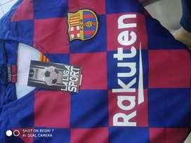 Uniformes de equipos de Futbol Camisa y Short