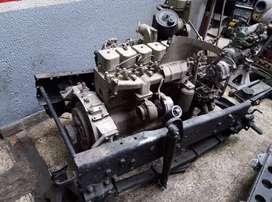 motor cummins 6BT enchacizado