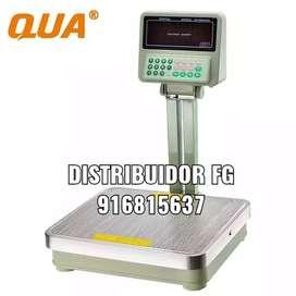 balanza electrónica digital de 60kg Marca: QUA