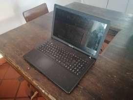 Computador portátil ASUS X551 para repuestos