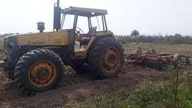 Tractor valmet 1580