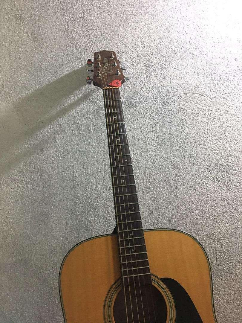 GUITARRA ACUSTICA TAKAMINE 0