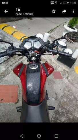 Vendo hermosa Honda CB 125