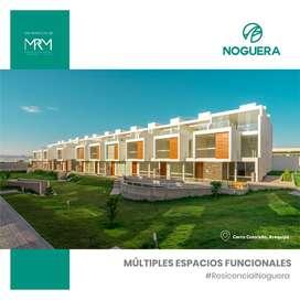 Venta de casas en Residencial Noguera