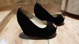 Zapato Plataforma Numero 37