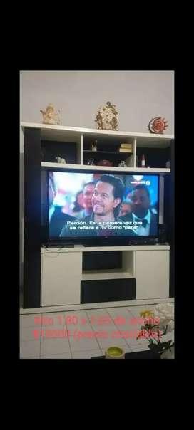 Mueble para tv hasta 55'