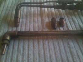 soplete cortador de hierro