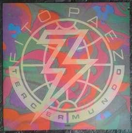 FITO PÁEZ LP Tercer Mundo