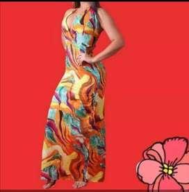 Hermosos vestidos largos